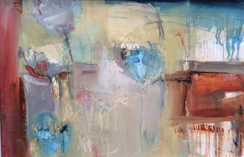 Jo Vollers, Wild Flowers in Summer (London Gallery)