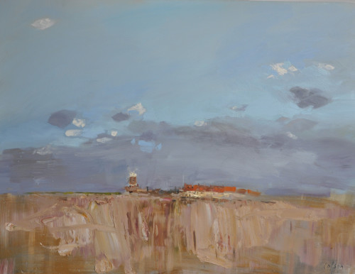 Richard Colson, Cley Mill, Norfolk (London Gallery)