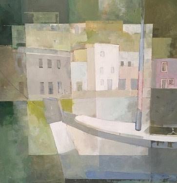 Angela Wilson, Leros (Hungerford Gallery)