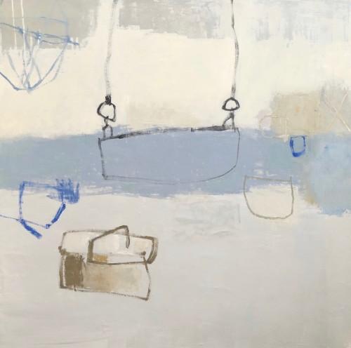 Jenny Lock, I Let my Mind Wander (London Gallery)