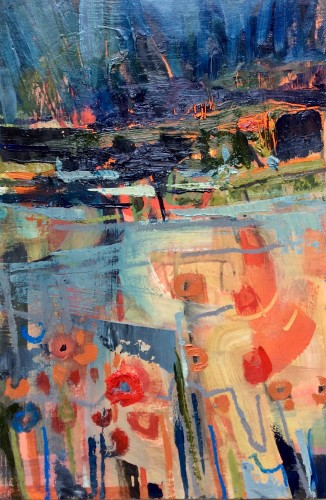 Emma Haggas, Flanders Dream (Hungerford Gallery)
