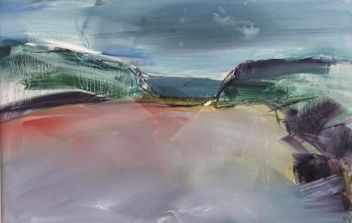 Jo Vollers, Newborough Sands (London Gallery)