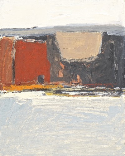 Malcolm Taylor, Undercliff (London Gallery)