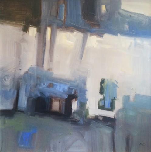 Malcolm Chandler, Lagoon (London Gallery)
