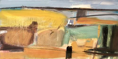 Dafila Scott, Brown Earth, Bright Day (Hungerford Gallery)