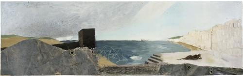 Keith Purser, Windbreak II 2011 (Unframed)