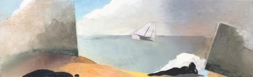 Keith Purser, Summer Rain, 2002 (London Gallery)