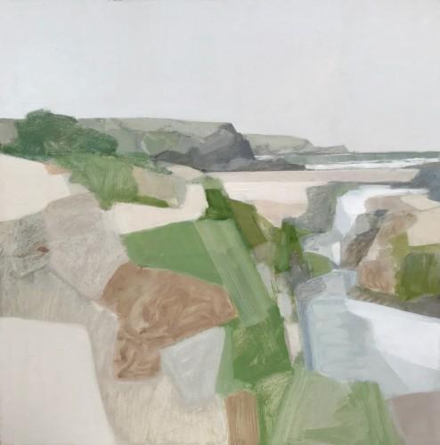 Myles Oxenford, Gunwalloe (Hungerford Gallery)