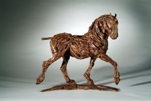 Claire Norrington, Striding Horse
