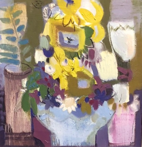Annabel Fairfax, Evening Light (London Gallery)