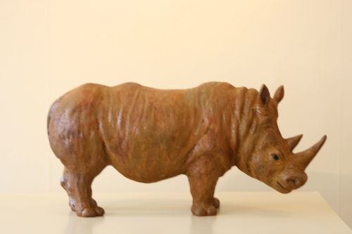Rosalie Johnson, Rhino