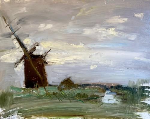 Richard Colson, Brograve Mill II (London Gallery)
