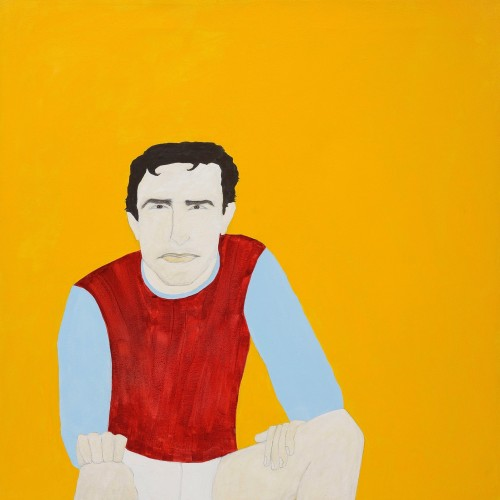 Kate Boxer, Trevor Brooking (Hungerford Gallery)