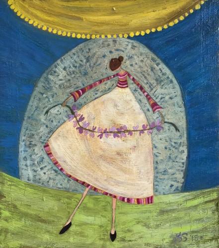 Ellen Skidmore, Many (Unframed) (Hungerford Gallery)