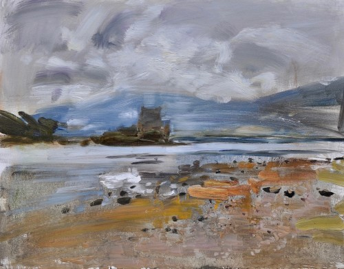 Richard Colson, Eilean Donan Castle II (Hungerford Gallery)