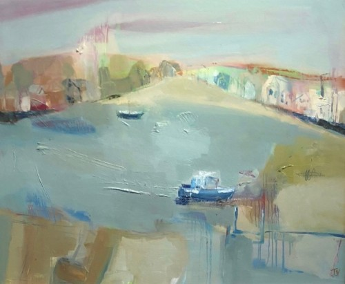 Jo Vollers, St Ives (London Gallery)