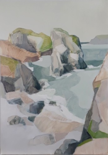 Myles Oxenford, Kynance Cove (Hungerford Gallery)