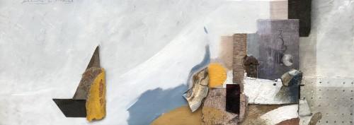 Keith Purser, Debris Littoral, 2008 (London Gallery)