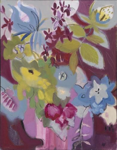Annabel Fairfax, Jamaica Days (Hungerford Gallery)