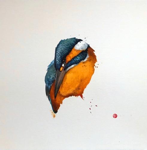 Karl Martens, Kingfisher VI