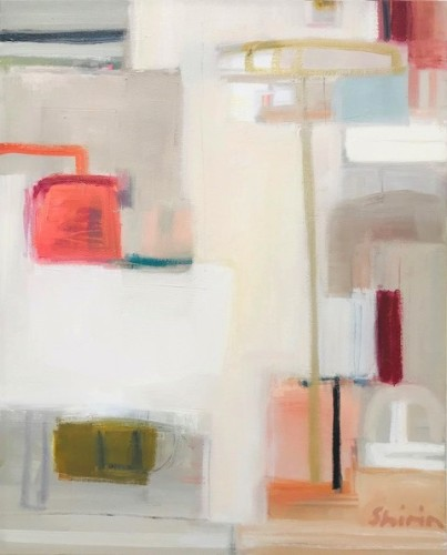 Shirin Tabeshfar Houston, Unwind (Hungerford Gallery)