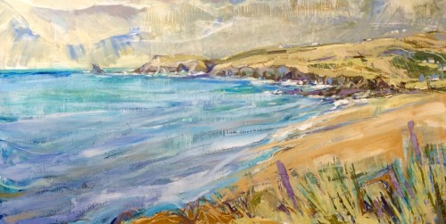 Emma Haggas, Constantine Bay (London Gallery)