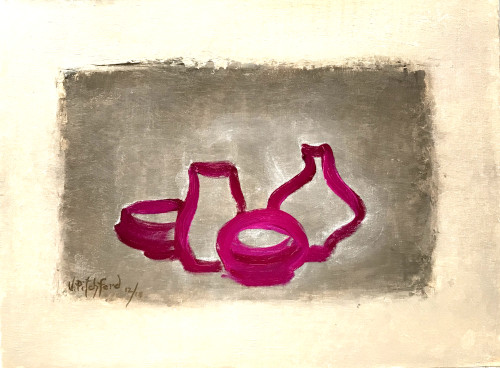 Val Pitchford, Some Pots (Hungerford Gallery)