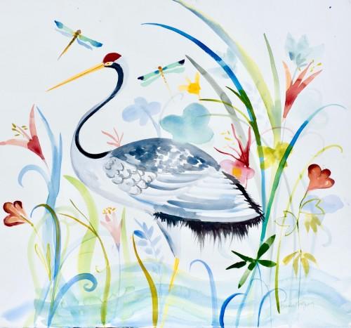 Annabel Fairfax, Heron I