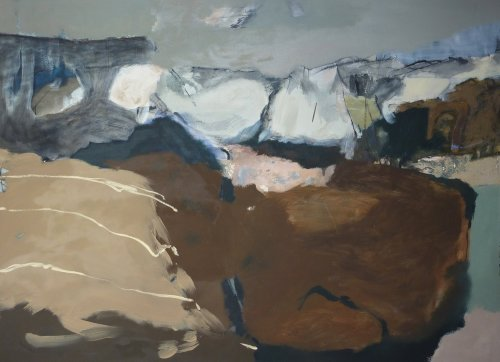 Dooze Storey, Brown Field (London Gallery)