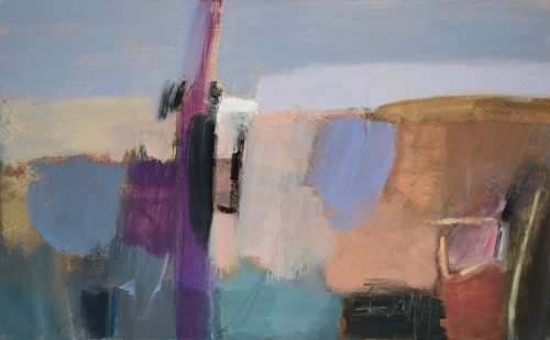 Dafila Scott, Autumn in the Fen II (London Gallery)