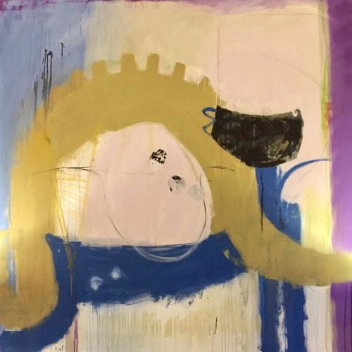 Felice Hodges, Blonde in Motion