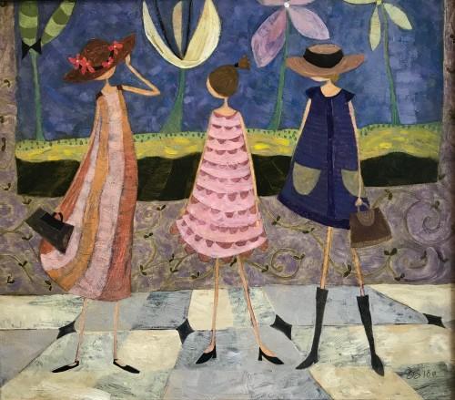 Ellen Skidmore, Mesh (London Gallery)