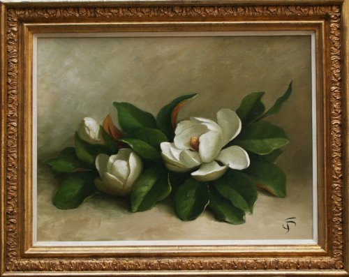 Susie Philipps, Magnolia (Hungerford Gallery)
