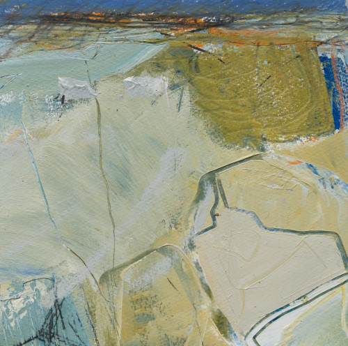 David Mankin, High Moor (Hungerford Gallery)