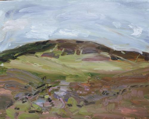 Richard Colson, Penvalla, John Buchan Way (Hungerford Gallery)