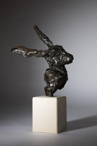Jane Shaw, All Ears - Head of Hare