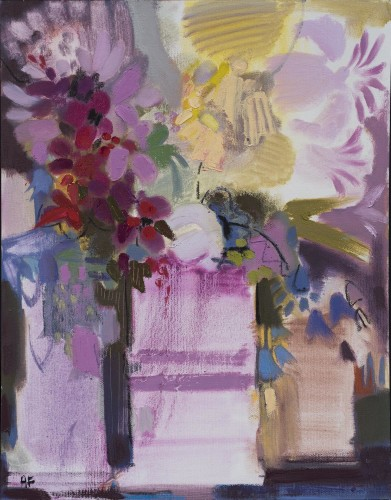 Annabel Fairfax, From a Garden in Jamaica (London Gallery)