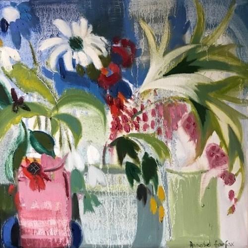 Annabel Fairfax, Daisies (London Gallery)