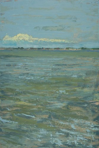 Celia Montague, Venice, Lagoon I
