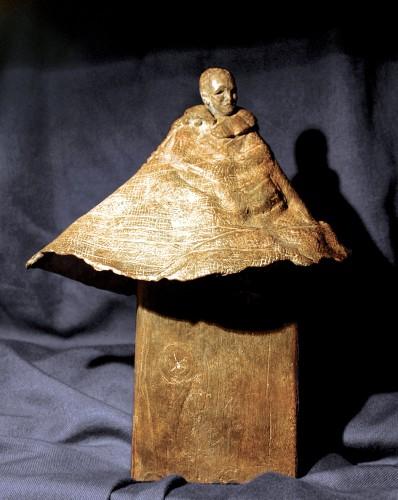 Annie Field, Buddhist Monk
