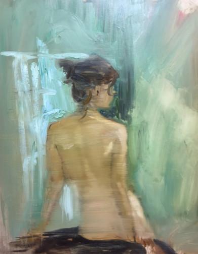 Richard Colson, Tanya (London Gallery)