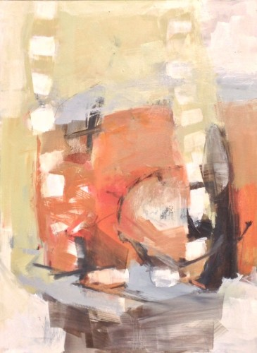 Kathy Montgomery, Summer's Lease (Hungerford Gallery)