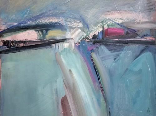 Annie Field, Lake Geneva (Hungerford Gallery)