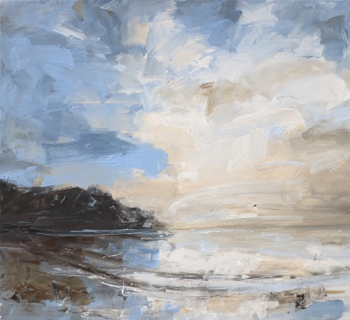 Louise Balaam, From Mull, Warm Light (Hungerford Gallery)