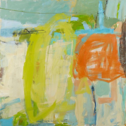 Chloë Lamb, To Do With the Shore (Hungerford Gallery)