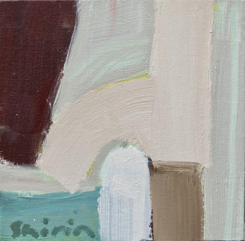Shirin Tabeshfar Houston, Coffee and Cream II (London Gallery)