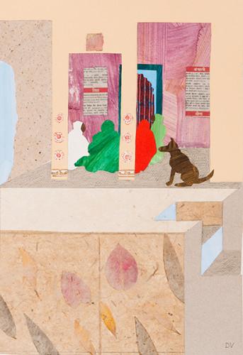 Dione Verulam, Morning Prayers (London Gallery)