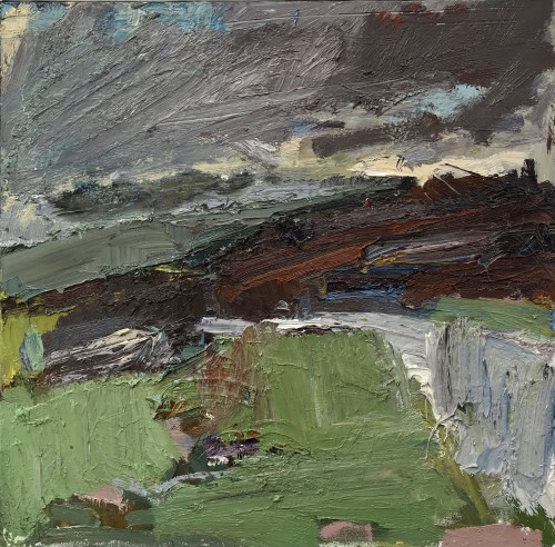 Paul Wadsworth, West Penwith Moor Old Cart Track