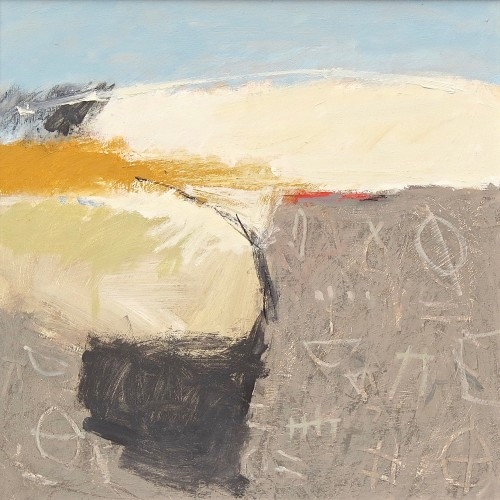 Malcolm Taylor, Signs of Spring (Hungerford Gallery)