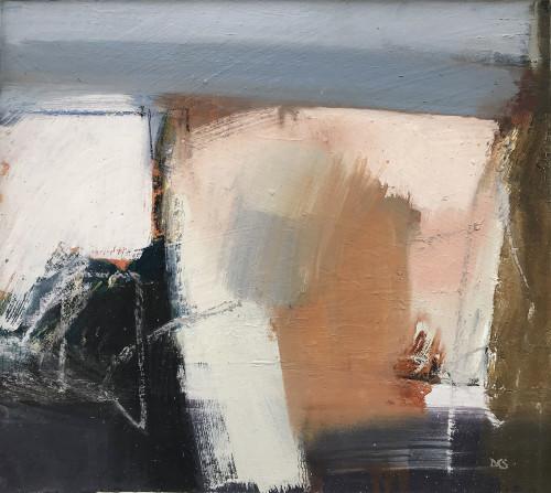 Dafila Scott, The Grey Sky (London Gallery)